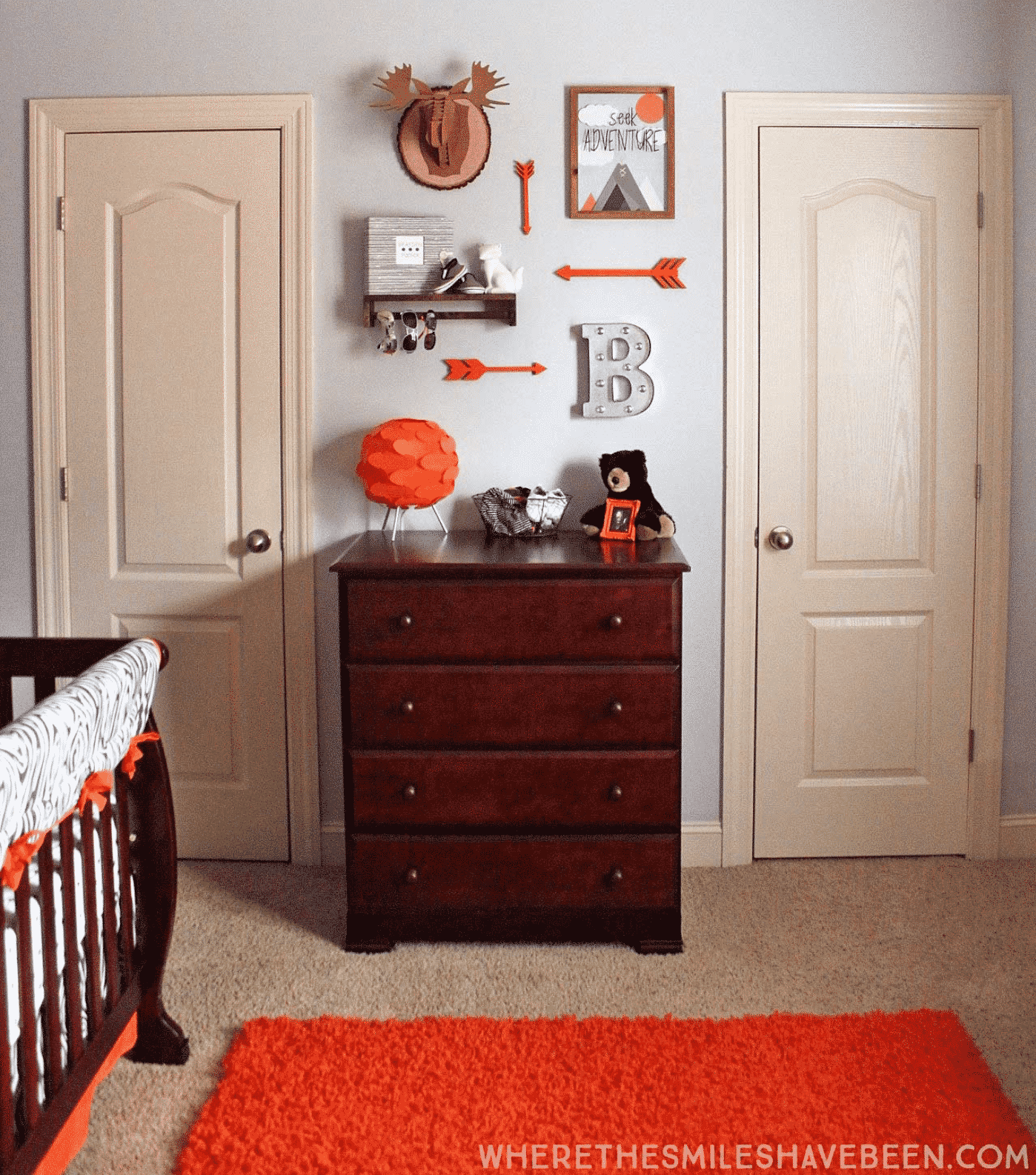 IKEA Bekvam nursery use