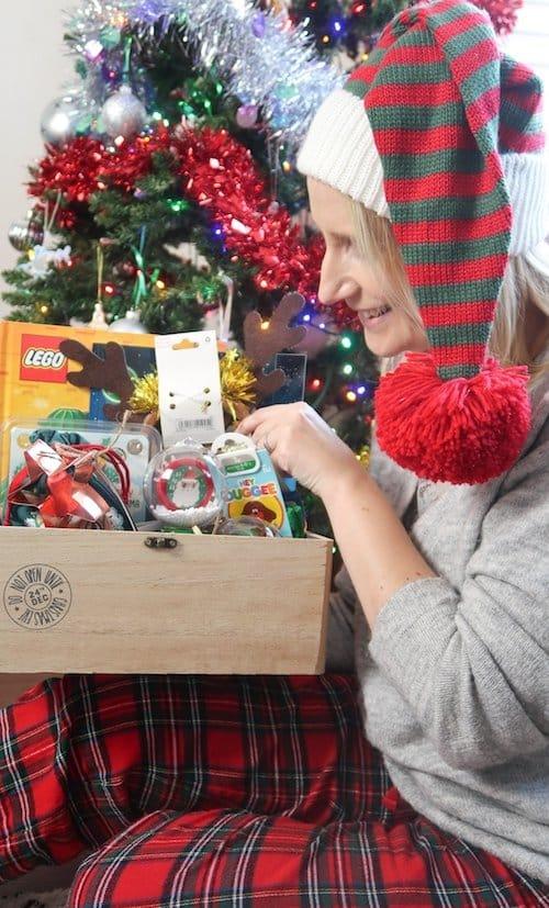 How to make a festive Christmas Eve box