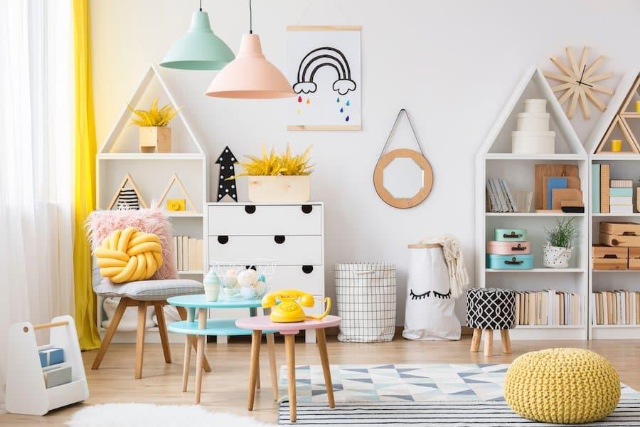 Gorgeous kids' playroom ideas