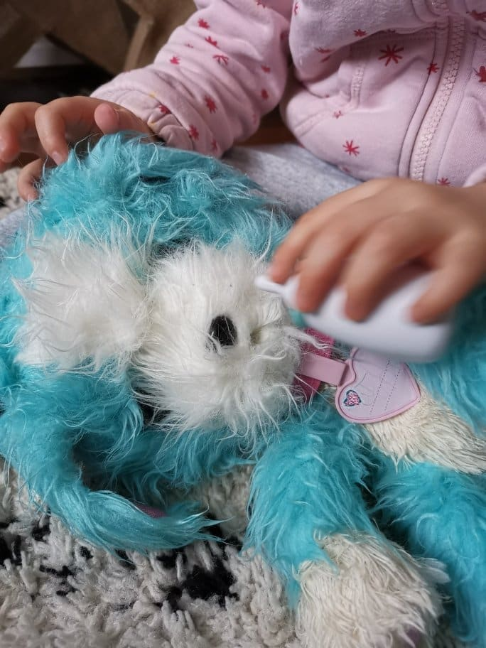 Scruff A Luvs Real Rescue toy review