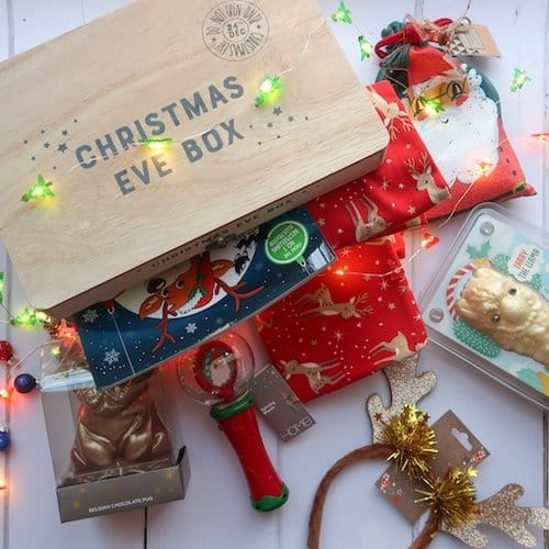 Christmas Eve box - how to put together an amazing festive Christmas Eve box for children