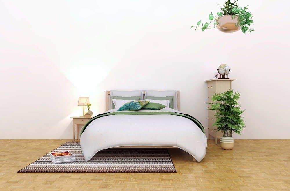 Bedroom interior trends 2020