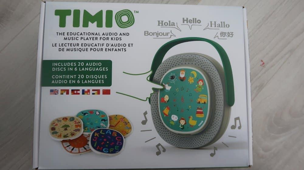 TIMIO box